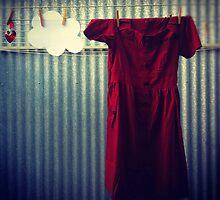 Red Dress by Emma Luker