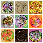 &quot;Circular Sweets&quot; by Gail Jones