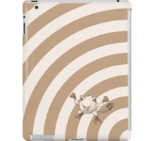 Pokemon - Mankey Circles iPad Case iPad Case/Skin