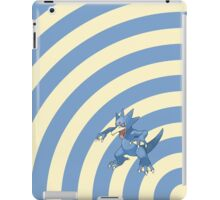 Pokemon - Golduck Circles iPad Case iPad Case/Skin