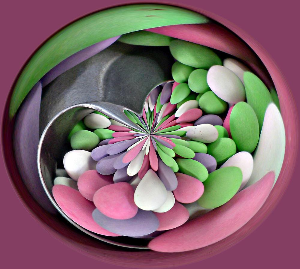 """"""" Sweet Twist """" by Gail Jones"""