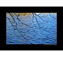 The Mill Pond - Stony Brook, New York  Photographic Print