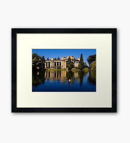 Exploratorium and Palace of Fine Arts Framed Print
