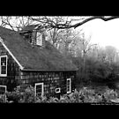 Historic Grist Mill Building - Stony Brook, New York by © Sophie Smith