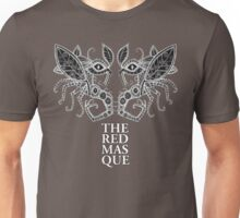 The Red Masque Psychedelic Insect Tee Unisex T-Shirt