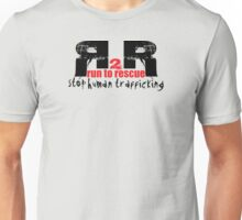 Run To Rescue - Stop Human Trafficking Unisex T-Shirt