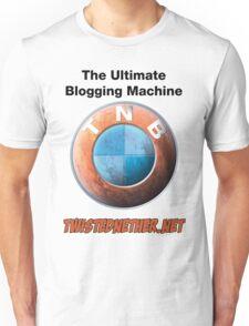 TNB Ultimate Blogging Machine T-Shirt