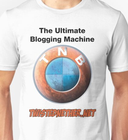 TNB Ultimate Blogging Machine T-Shirt