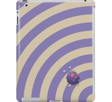 Pokemon - Venonat Circles iPad Case iPad Case/Skin