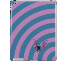 Pokemon - Golbat Circles iPad Case iPad Case/Skin