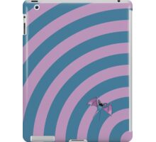 Pokemon - Zubat Circles iPad Case iPad Case/Skin