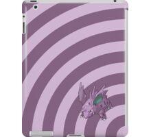 Pokemon - Nidorino Circles iPad Case iPad Case/Skin