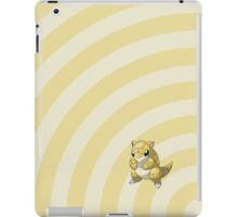 Pokemon - Sandshrew Circles iPad Case iPad Case/Skin