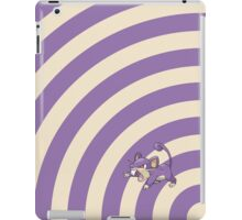 Pokemon - Rattata Circles iPad Case iPad Case/Skin