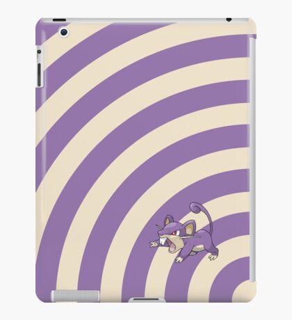 Pokemon - Rattata Circles iPad Case iPad Case/Skin