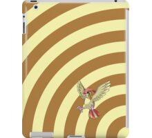 Pokemon - Pidgeotto Circles iPad Case iPad Case/Skin