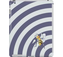 Pokemon - Beedrill Circles iPad Case iPad Case/Skin