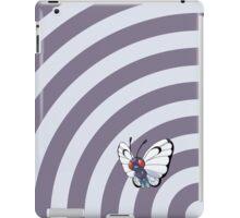 Pokemon - Butterfree Circles iPad Case iPad Case/Skin