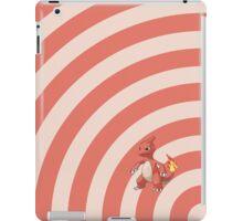 Pokemon - Charmeleon Circles iPad Case iPad Case/Skin