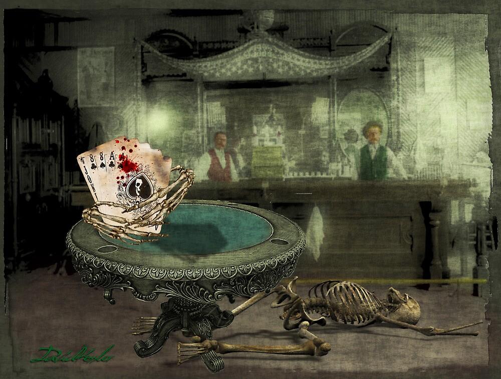 Dead Man's Hand by David Kessler