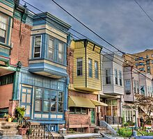 Philly Flats HDR by matthewbam