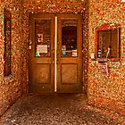 Gum Wall Entry & Door by LoneTreeImages
