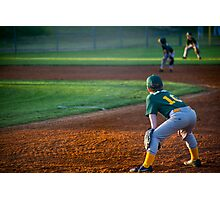 Outfield Photographic Print