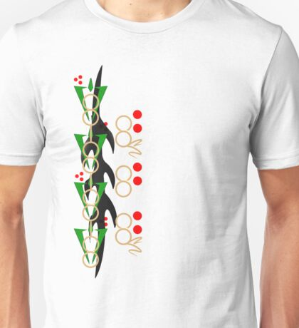 Flame stroked  Unisex T-Shirt
