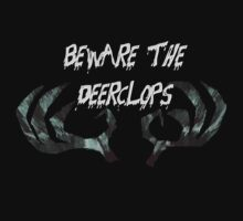 Beware the Deerclops by bitchfacesam