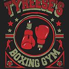 Tyreese's Boxing Gym by DeadRight
