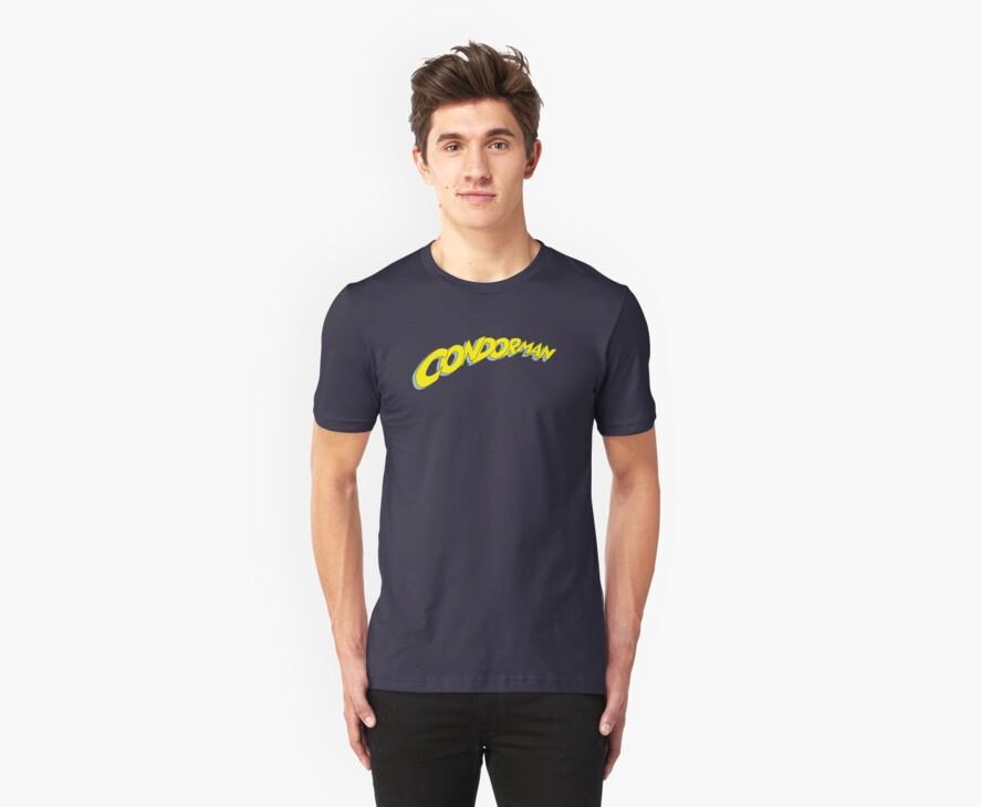Condorman by tvcream