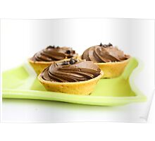 Chocolate Tarts Poster