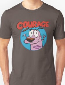 Courage Icon T-Shirt