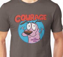 Courage Icon Unisex T-Shirt