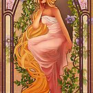 Rapunzel by NeverBird