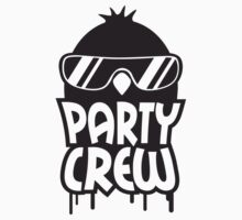 Cool Party Crew Penguin by Style-O-Mat