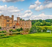 Leeds Castle Golf 3 by Chris Thaxter