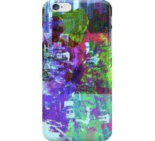 neon city iPhone Case/Skin