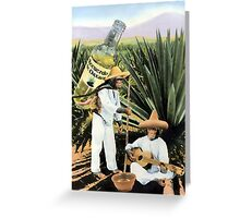Mezcal Monkeys Greeting Card