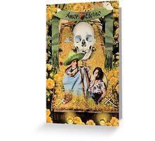 Amor Eterno / Eternal Love Greeting Card