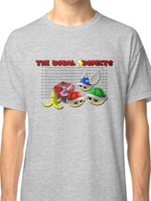 THE USUAL SUSPECTS - MARIO KART Classic T-Shirt