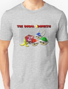 THE USUAL SUSPECTS - MARIO KART Unisex T-Shirt