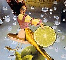 XOCO Collection: Agua Fresca by Bill Blair