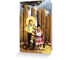XOCO Collection: The Churro Fence Greeting Card