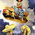 XOCO Collection: The Flying Torta by Bill Blair
