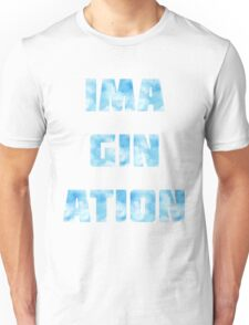 Imagination. Unisex T-Shirt