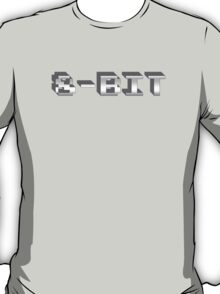 8 - Bit Gamer Video Games Geek T-Shirt