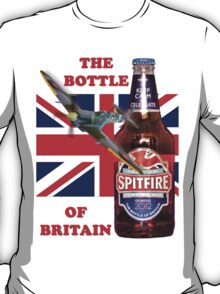 The  Bottle Of Britain Tee Shirt T-Shirt
