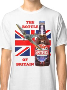 The  Bottle Of Britain Tee Shirt Classic T-Shirt