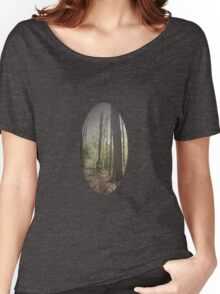 Tree Trunks Women's Relaxed Fit T-Shirt